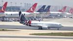 誘喜さんが、アタテュルク国際空港で撮影したBBJ One 737-7CJ BBJの航空フォト(写真)