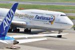 subaristさんが、羽田空港で撮影したルフトハンザドイツ航空 747-830の航空フォト(飛行機 写真・画像)