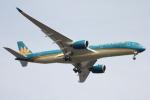空の旅人さんが、羽田空港で撮影したベトナム航空 A350-941XWBの航空フォト(写真)