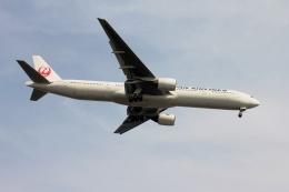 空の旅人さんが、羽田空港で撮影した日本航空 777-346の航空フォト(飛行機 写真・画像)