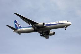 空の旅人さんが、羽田空港で撮影した全日空 767-381の航空フォト(飛行機 写真・画像)