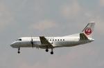 ハピネスさんが、伊丹空港で撮影した日本エアコミューター 340Bの航空フォト(飛行機 写真・画像)