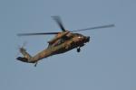 ヨッちゃんさんが、キャンプ富士で撮影した陸上自衛隊 UH-60JAの航空フォト(写真)