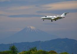 タミーさんが、静岡空港で撮影した静岡エアコミュータ 525A Citation CJ2の航空フォト(写真)