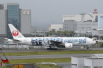 ATOMさんが、羽田空港で撮影した日本航空 777-289の航空フォト(飛行機 写真・画像)