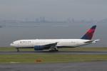 ATOMさんが、羽田空港で撮影したデルタ航空 777-232/ERの航空フォト(写真)