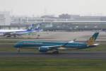ATOMさんが、羽田空港で撮影したベトナム航空 A350-941XWBの航空フォト(写真)