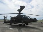 ランチパッドさんが、静浜飛行場で撮影した陸上自衛隊 AH-64Dの航空フォト(写真)