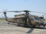 ランチパッドさんが、静浜飛行場で撮影した陸上自衛隊 UH-60JAの航空フォト(写真)