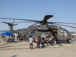 Mame @ TYOさんが、岩国空港で撮影したアメリカ海軍 MH-53Eの航空フォト(写真)