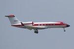 isiさんが、羽田空港で撮影したガルフストリーム・エアロスペース G350/G450の航空フォト(写真)