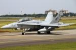 ちゅういちさんが、横田基地で撮影したアメリカ海兵隊 F/A-18D Hornetの航空フォト(写真)
