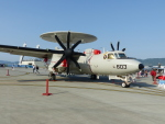 rokko2000さんが、岩国空港で撮影したアメリカ海軍 E-2D Advanced Hawkeyeの航空フォト(写真)