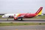 yabyanさんが、中部国際空港で撮影したベトジェットエア A320-214の航空フォト(飛行機 写真・画像)