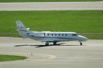 pringlesさんが、ウィーン国際空港で撮影したエア・チャーター・スコットランド 560XL Citation XLS+の航空フォト(写真)