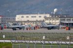 チャッピー・シミズさんが、岩国空港で撮影したアメリカ海軍 F/A-18E Super Hornetの航空フォト(写真)