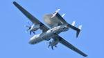 オキシドールさんが、岩国空港で撮影したアメリカ海軍 E-2D Advanced Hawkeyeの航空フォト(写真)