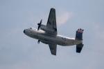 チャッピー・シミズさんが、岩国空港で撮影したアメリカ海軍 C-2 Greyhoundの航空フォト(写真)