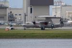 チャッピー・シミズさんが、岩国空港で撮影したアメリカ海軍 E-2D Advanced Hawkeyeの航空フォト(写真)