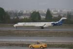 TAOTAOさんが、蘭州中川国際空港で撮影した華夏航空 CL-600-2D24 Regional Jet CRJ-900LRの航空フォト(写真)
