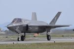 eikas11さんが、岩国空港で撮影したアメリカ海兵隊 F-35B Lightning IIの航空フォト(写真)