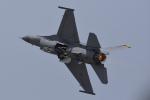 eikas11さんが、岩国空港で撮影したアメリカ空軍 F-16CM-50-CF Fighting Falconの航空フォト(写真)