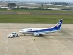 Mittsさんが、仙台空港で撮影したANAウイングス 737-54Kの航空フォト(写真)