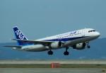FRTさんが、岩国空港で撮影した全日空 A320-211の航空フォト(飛行機 写真・画像)