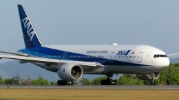VoMBoMさんが、広島空港で撮影した全日空 777-281の航空フォト(飛行機 写真・画像)