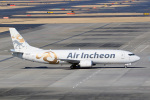 yoshi_350さんが、成田国際空港で撮影したエア・インチョンの航空フォト(写真)