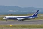 qooさんが、関西国際空港で撮影したエアージャパン 767-381/ERの航空フォト(写真)