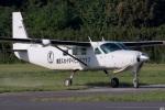 グリスさんが、ホンダエアポートで撮影したエビエーションサービス 208B Grand Caravanの航空フォト(写真)