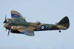 Tomo-Papaさんが、フェアフォード空軍基地で撮影したイギリス企業所有 142M Blenheim Mk1の航空フォト(写真)