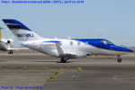 Chofu Spotter Ariaさんが、羽田空港で撮影したウェルズ・ファーゴ・バンク・ノースウェスト HA-420 HondaJetの航空フォト(飛行機 写真・画像)