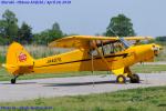 Chofu Spotter Ariaさんが、大利根飛行場で撮影した日本個人所有 PA-18-150 Super Cubの航空フォト(写真)