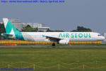 Chofu Spotter Ariaさんが、成田国際空港で撮影したエアソウル A321-231の航空フォト(写真)