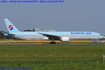 Chofu Spotter Ariaさんが、成田国際空港で撮影した大韓航空 777-3B5の航空フォト(写真)