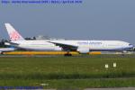 Chofu Spotter Ariaさんが、成田国際空港で撮影したチャイナエアライン 777-36N/ERの航空フォト(写真)