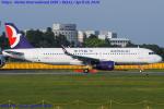Chofu Spotter Ariaさんが、成田国際空港で撮影したマカオ航空 A320-232の航空フォト(飛行機 写真・画像)