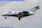 Chofu Spotter Ariaさんが、岡南飛行場で撮影した岡山航空 510 Citation Mustangの航空フォト(飛行機 写真・画像)