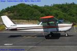 Chofu Spotter Ariaさんが、但馬飛行場で撮影した日本個人所有 172P Skyhawk IIの航空フォト(飛行機 写真・画像)