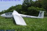 Chofu Spotter Ariaさんが、木曽川滑空場で撮影した日本法人所有 ASK 23の航空フォト(写真)
