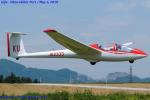 Chofu Spotter Ariaさんが、大野滑空場で撮影した京都大学体育会グライダー部 - Kyoto University Glider Club ASK 21の航空フォト(飛行機 写真・画像)