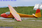 Chofu Spotter Ariaさんが、大野滑空場で撮影した日本個人所有 Ka 8の航空フォト(飛行機 写真・画像)