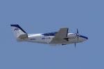 yabyanさんが、中部国際空港で撮影した本田航空 58 Baronの航空フォト(飛行機 写真・画像)