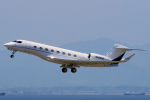 yabyanさんが、中部国際空港で撮影したTVPX AIRCRAFT SOLUTIONS INC TRUSTEE Gulfstream G650 (G-VI)の航空フォト(写真)