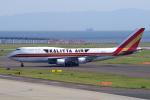 yabyanさんが、中部国際空港で撮影したカリッタ エア 747-446(BCF)の航空フォト(写真)