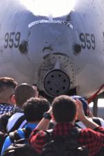 がいなやつさんが、岩国空港で撮影したアメリカ空軍 Fairchildの航空フォト(写真)