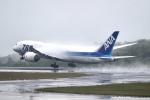 036さんが、広島空港で撮影した全日空 787-8 Dreamlinerの航空フォト(飛行機 写真・画像)