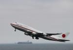 ハム太郎。さんが、羽田空港で撮影した航空自衛隊 747-47Cの航空フォト(写真)